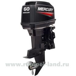Лодочный мотор Mercury ME 60 EO 2-тактный