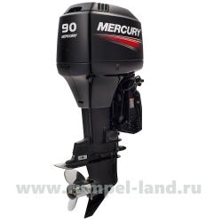 Лодочный мотор Mercury ME 90 ELPTO 2-тактный