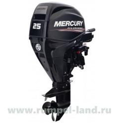 Лодочный мотор  Mercury  ME F 25 M EFI 4-тактный