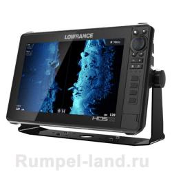 Эхолот Lowrance HDS-12 LIVE с датчиком Active Imaging 3-в-1