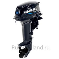 Лодочный мотор Marlin MP 9.9 AWRS Pro