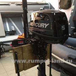 Лодочный мотор Mercury ME F 5 M 4-тактный