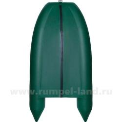 Лодка Омолон (Omolon) SLDK A-340 DP зеленый