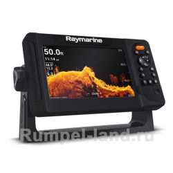 Эхолот Raymarine Element 7 HV Chart Plotter with CHIRP Sonar, HyperVision, Wi-Fi & GPS, No Chart & No Transducer