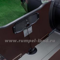 Лодка Ривер Боатс (RiverBoats) 390 Киль + Алюминевый пол