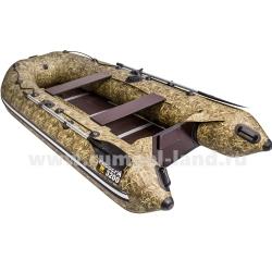 Лодка Ривьера Компакт 3200 СК Камуфляж