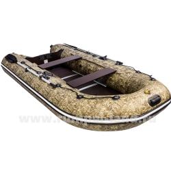 Лодка Ривьера Компакт 3400 СК Камуфляж