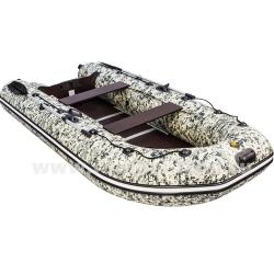 Лодка Ривьера Компакт 3400 СК Пиксель