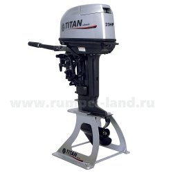 Лодочный мотор Titan TP 25 AWHS (2-тактный)