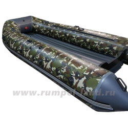 Лодка Orca 400НД Камуфляж