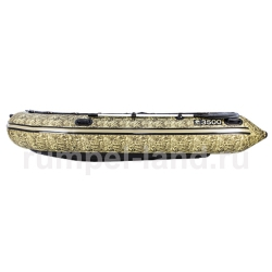 Лодка Апачи (Apachе) 3500 НДНД Камуфляж
