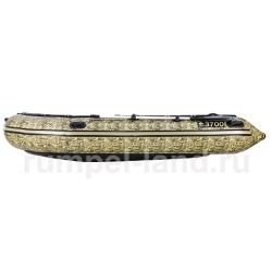 Лодка Апачи (Apachе) 3700 НДНД Камфляж