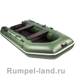 Лодка АКВА 3200 Слань-книжка киль
