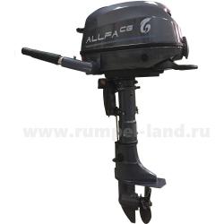 Лодочный Мотор ALLFA CG F6