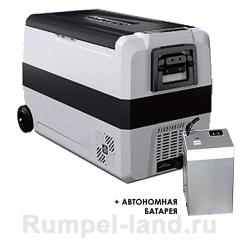 Автохолодильник Alpicool T50+ Батарея