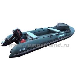 Лодка Altair HD 410 Люкс