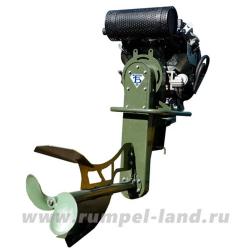 Болотоход БУРЛАК М-2 20
