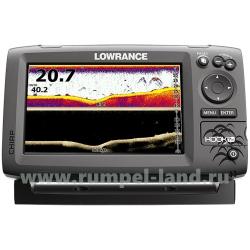 Эхолот Lowrance Hook-7 Mid/High/DownScan™