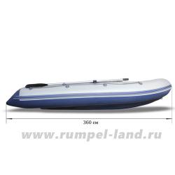 Лодка Флагман 360 U
