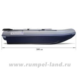 Лодка Флагман DK 380 Jet
