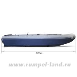 Лодка Флагман DK 410 IGLA Jet