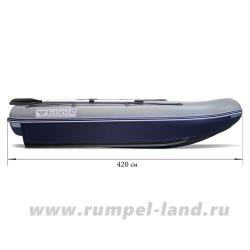 Лодка Флагман DK 420