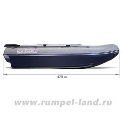 Лодка Флагман DK 420 Jet