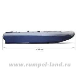Лодка Флагман DK 430 IGLA Jet