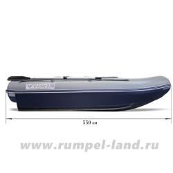 Лодка Флагман DK 550 Jet