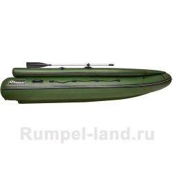 Лодка ФРЕГАТ M-480 FM JET