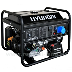 Генератор HYUNDAI HHY 9010FE