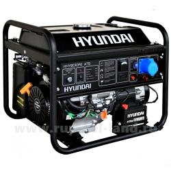 Генератор HYUNDAI HHY 9010FE ATS