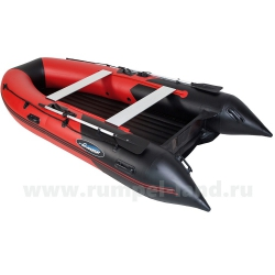 Лодка Гладиатор Air E380LT с НДНД облегченная