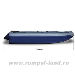 Лодка Флагман 380 К
