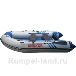 Лодка ANNKOR 320 НДНД