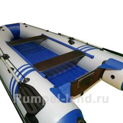 Лодка ANNKOR 400R НДНД