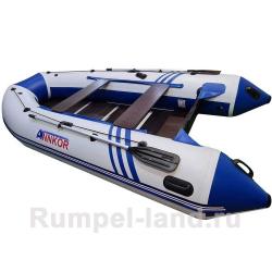 Лодка ANNKOR 380