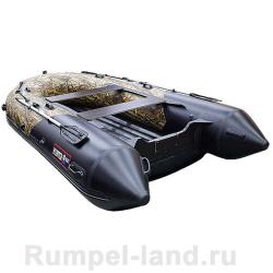 Лодка Хантер 380 ПРО КМФ Лес