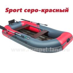 Надувная лодка Пеликан Гавиал 240НТНД