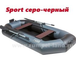 Надувная лодка Пеликан Гринда (Grinda) 260НТ