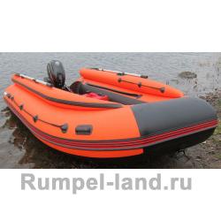 Лодка Reef Тритон 390 FНД