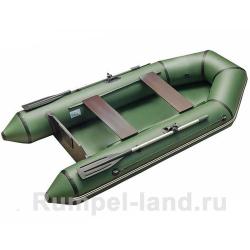 Лодка Roger Standart 3000 с привальным брусом