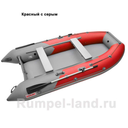 Лодка Roger Zefir 3500