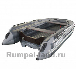 Лодка SKAT-Тритон-350 Fi НД с интегрированным фальшбортом