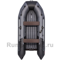 Лодка Таймень NX 3200 НДНД Комби графит/черный