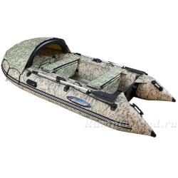 Лодка Гладиатор Active С370AL Camo