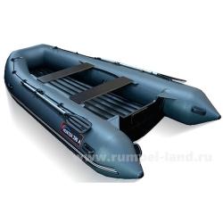 Лодка Хантер 390 А