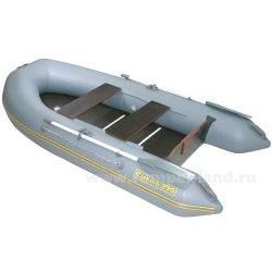 Лодка Мнев и К CatFish 290