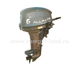 Лодочный мотор ALLFA CG T40