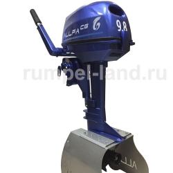 Лодочный мотор ALLFA CG T9.8 Blue
